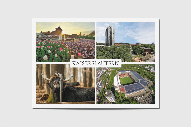 Kaiserslautern: Gartenschau, Rathaus, Wildpark, Stadion